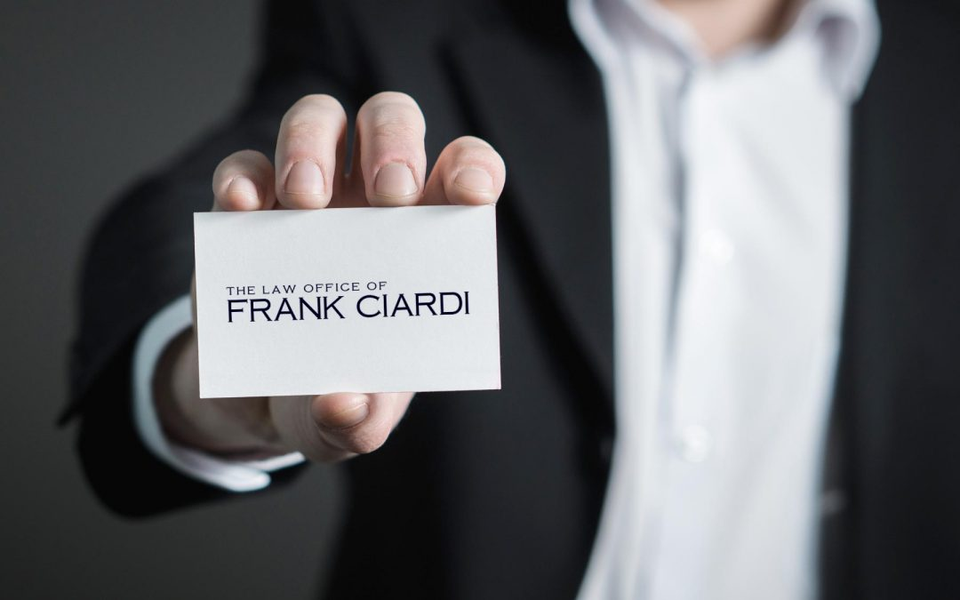 Stay Connected with The Law Office of Frank Ciardi