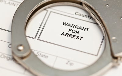 What You Should Do if There's a Warrant for Your Arrest